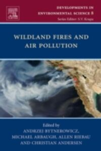 Ebook in inglese Wildland Fires and Air Pollution