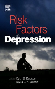 Ebook in inglese Risk Factors in Depression -, -