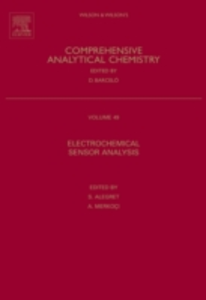 Ebook in inglese Electrochemical Sensor Analysis -, -