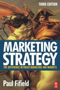 Ebook in inglese Marketing Strategy Fifield, Paul