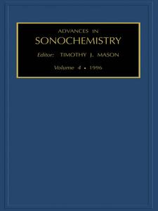 Ebook in inglese Advances in Sonochemistry, Volume 4 Mason, T.J.
