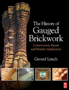 Ebook in inglese History of Gauged Brickwork Lynch, Gerard