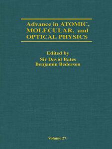 Foto Cover di ADV IN ATOMIC & MOLEC PHYS V27, Ebook inglese di  edito da Elsevier Science