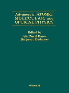 Ebook in inglese ADV IN ATOMIC & MOLEC PHYS V28