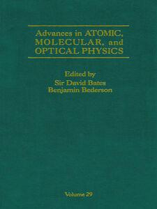 Ebook in inglese ADV IN ATOMIC & MOLEC PHYS V29 -, -