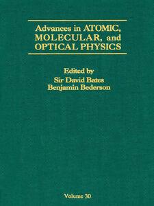 Foto Cover di ADV IN ATOMIC & MOLEC PHYS V30, Ebook inglese di  edito da Elsevier Science