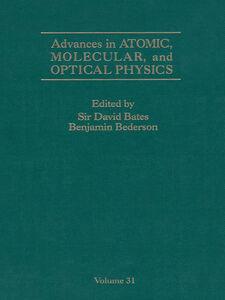 Foto Cover di ADV IN ATOMIC & MOLEC PHYS V31, Ebook inglese di  edito da Elsevier Science