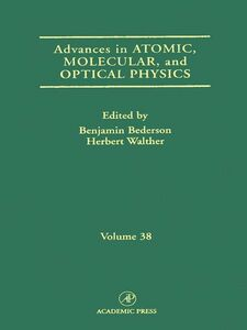Ebook in inglese Advances in Atomic, Molecular, and Optical Physics