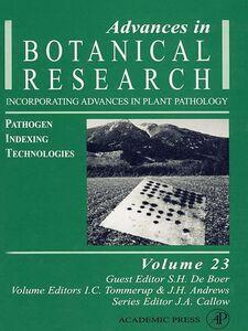 Ebook in inglese Pathogen Indexing Technologies