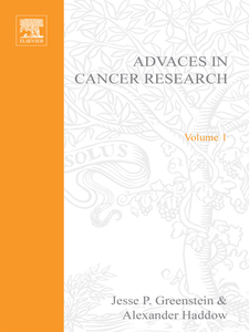 Ebook in inglese ADVANCES IN CANCER RESEARCH, VOLUME 1 -, -
