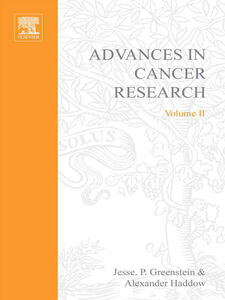 Ebook in inglese ADVANCES IN CANCER RESEARCH, VOLUME 2