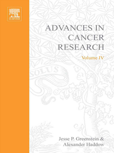 Ebook in inglese ADVANCES IN CANCER RESEARCH, VOLUME 4 -, -