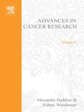 ADVANCES IN CANCER RESEARCH, VOLUME 8