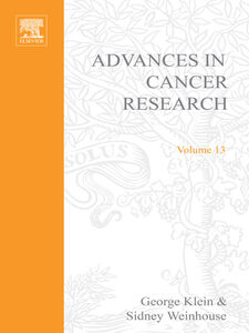 Foto Cover di ADVANCES IN CANCER RESEARCH, VOLUME 13, Ebook inglese di  edito da Elsevier Science
