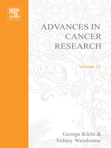 Ebook in inglese ADVANCES IN CANCER RESEARCH, VOLUME 13 -, -