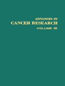 Foto Cover di ADVANCES IN CANCER RESEARCH, VOLUME 35, Ebook inglese di  edito da Elsevier Science