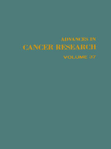 Ebook in inglese ADVANCES IN CANCER RESEARCH, VOLUME 37