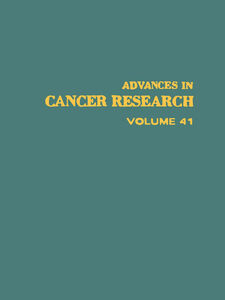 Ebook in inglese ADVANCES IN CANCER RESEARCH, VOLUME 41 -, -
