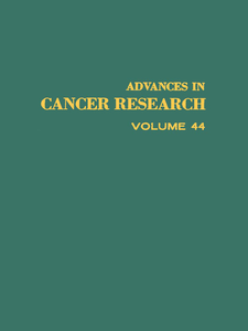 Ebook in inglese ADVANCES IN CANCER RESEARCH, VOLUME 44 -, -