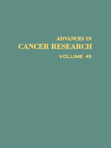 Ebook in inglese ADVANCES IN CANCER RESEARCH, VOLUME 45 -, -