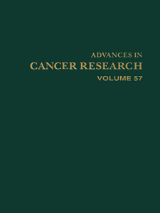 Ebook in inglese ADVANCES IN CANCER RESEARCH, VOLUME 57 -, -