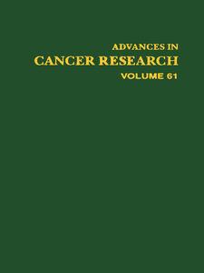 Foto Cover di ADVANCES IN CANCER RESEARCH, VOLUME 61, Ebook inglese di  edito da Elsevier Science