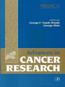 Foto Cover di Advances in Cancer Research, Ebook inglese di  edito da Elsevier Science