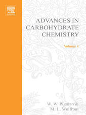 ADVANCES IN CARBOHYDRATE CHEMISTRY VOL 4
