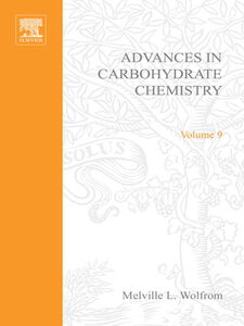 Ebook in inglese ADVANCES IN CARBOHYDRATE CHEMISTRY VOL 9 -, -