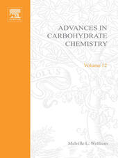 ADVANCES IN CARBOHYDRATE CHEMISTRY VOL12