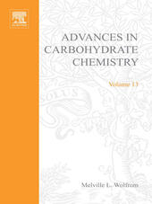 ADVANCES IN CARBOHYDRATE CHEMISTRY VOL13