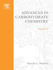 ADVANCES IN CARBOHYDRATE CHEMISTRY VOL22