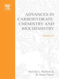 Ebook in inglese ADV IN CARBOHYDRATE CHEM & BIOCHEM VOL24