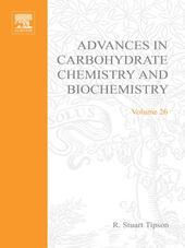 ADV IN CARBOHYDRATE CHEM & BIOCHEM VOL26