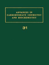 ADV IN CARBOHYDRATE CHEM & BIOCHEM VOL31