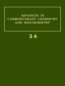 Ebook in inglese ADV IN CARBOHYDRATE CHEM & BIOCHEM VOL34 -, -