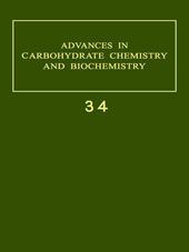 ADV IN CARBOHYDRATE CHEM & BIOCHEM VOL34