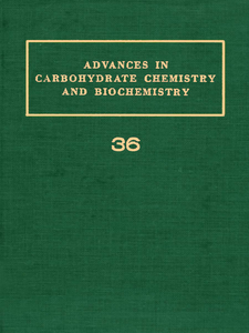 Ebook in inglese ADV IN CARBOHYDRATE CHEM & BIOCHEM VOL36 -, -