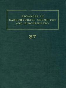 Ebook in inglese ADV IN CARBOHYDRATE CHEM & BIOCHEM VOL37 -, -