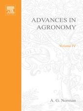ADVANCES IN AGRONOMY VOLUME 4