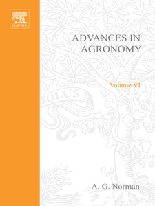 Ebook in inglese ADVANCES IN AGRONOMY VOLUME 6 -, -