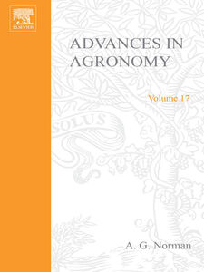 Ebook in inglese ADVANCES IN AGRONOMY VOLUME 17