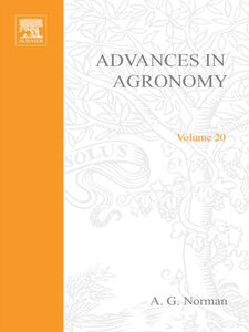Foto Cover di ADVANCES IN AGRONOMY VOLUME 20, Ebook inglese di  edito da Elsevier Science