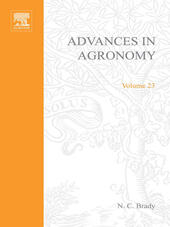ADVANCES IN AGRONOMY VOLUME 23
