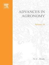 ADVANCES IN AGRONOMY VOLUME 24