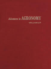 ADVANCES IN AGRONOMY VOLUME 27