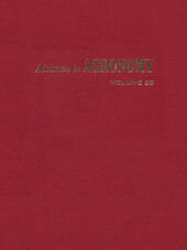 ADVANCES IN AGRONOMY VOLUME 28