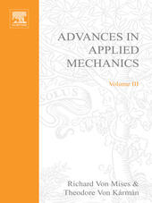 ADVANCES IN APPLIED MECHANICS VOLUME 3