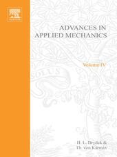 ADVANCES IN APPLIED MECHANICS VOLUME 4