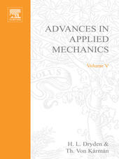 ADVANCES IN APPLIED MECHANICS VOLUME 5